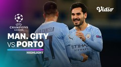 Highlight - Manchester City VS FC Porto I UEFA Champions League 2020/2021