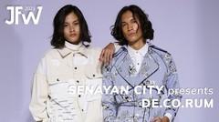 Senayan City Presents De.co.rum - AMOTSYAMSURIMUDA, Iwan Tirta, Wilsen Willim