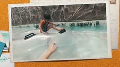 Liburan Keluarga Berenang di Snowbay Waterpark TMII
