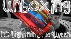 OTON TV #05 - Unboxing RC Lightning McQueen