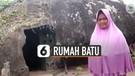 Rumah Batu Seperti Tempat Patrick Ada di Indonesia, Dalamnya Megah Banget