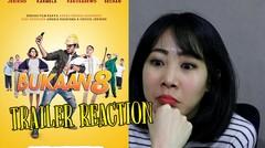 Bukaan 8 - Nonton Trailer with Rena Bachtiar