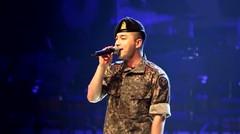 Taeyang Military Concert