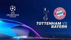 Full Match - Tottenham Hotspur Vs Bayern Muenchen I UEFA Champions League 2019/2020
