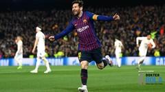Cuplikan Pertandingan Barcelona vs Manchester United Leg 2 Babak Perempat Final Liga Champion - Dokter Bola