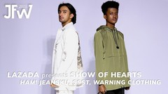 Lazada Presents The Show of Hearts - HAM! Jeansku, SSST, Warning Clothing