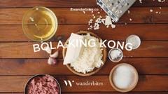 Resep Ramadhan : Bola King Kong