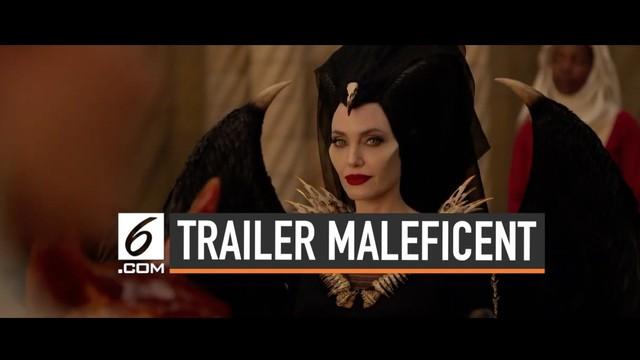 VIDEO: Ada Kejutan di Akhir Trailer Film Maleficent Terbaru