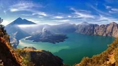 Gunung Rinjani (3.726 Mdpl)