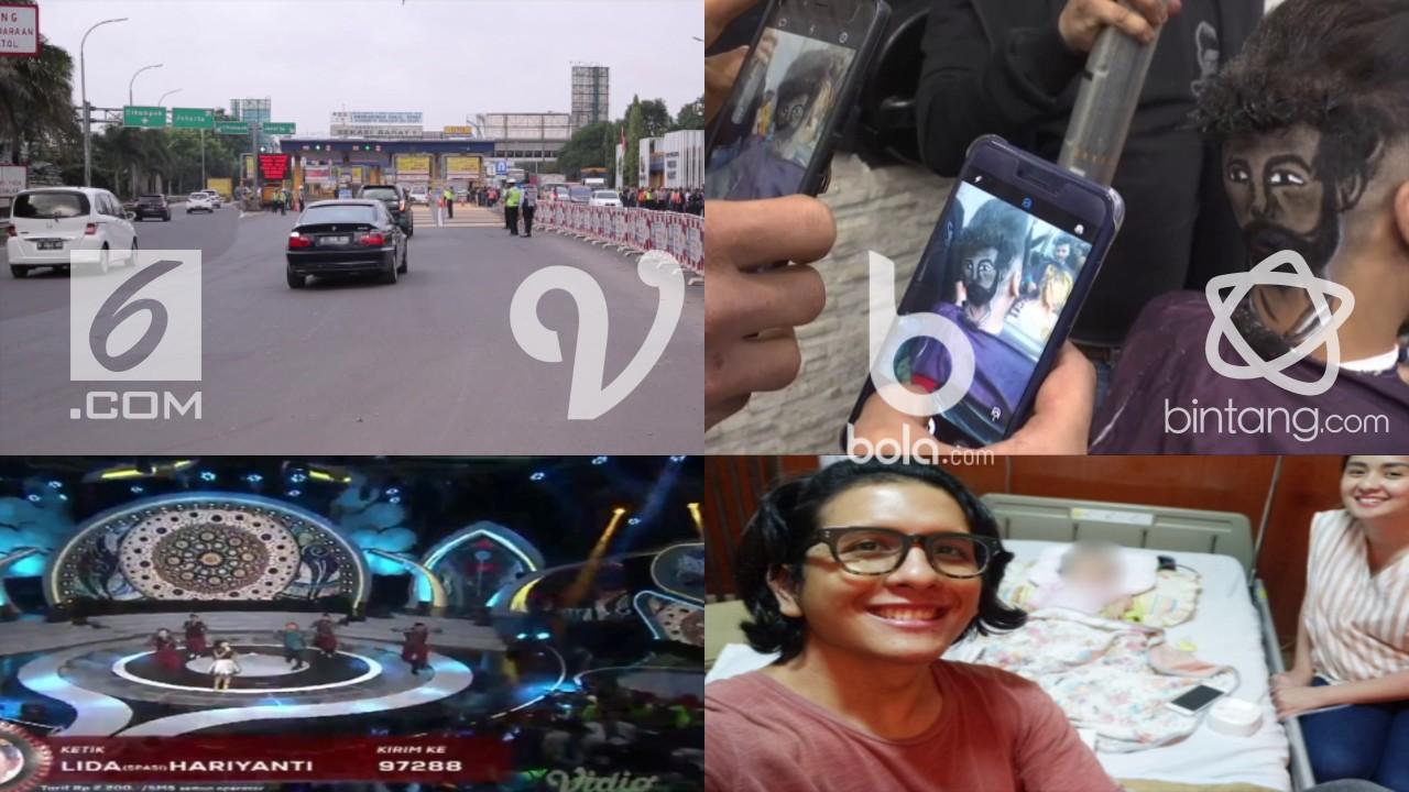 Streaming VIDEO VIRAL PEKAN INI: Ganjil Genap Tol Cikampek ...