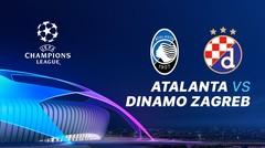 Full Match - Atalanta vs Dinamo Zagreb I UEFA Champions League 2019/2020