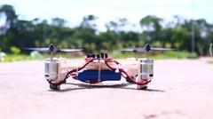 Cara Membuat Quadcopter - Membuat Drone di Rumah