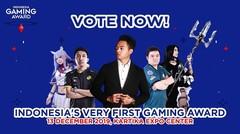 Indonesia Gaming Award 2019 - EXGCON