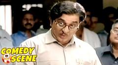 Kamal Hassan Investigating Mrs. Krishnamurthy | Comedy Scene | Dashavtar | Kamal Haasan, Asin