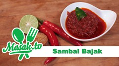 Sambal Bajak | Sambal #020