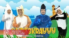 Wali - Ondeskrayyy Ngaji [Ciluk Baa] (Official Music Video NAGASWARA) #music