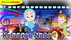 KELUARGA NABI | Lagu Anak Islami bersama Diva | Kastari Animation