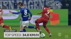 Chelsea, Liverpool dan AS Roma Bersaing Kejar Leon Bailey