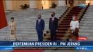 Jokowi Sambut Kedatangan PM Jepang Yoshihide Suga di Istana Bogor