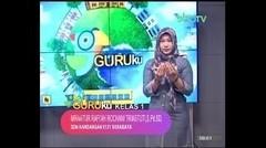GURUku SBOTV KELAS 1 Tema : KELUARGAKU - 13 November 2020