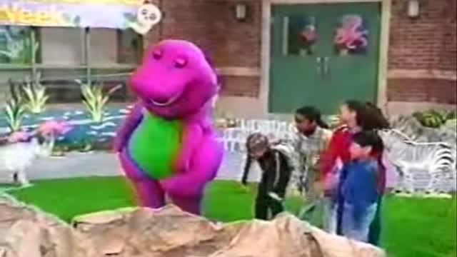 Barney & Friends - Going on a Bear Hunt