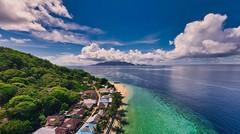 Pulau Hatta di Banda Neira Maluku, Pulau kecil Sang Proklamator Indonesia.