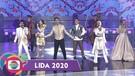 MERIAHHH!!! Dukungan Top 9 LIDA 2020 Bawakan Lagu Daerah Para Grand Finalis LIDA 2020