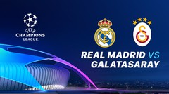 Full Match - Real Madrid vs Galatasaray I UEFA Champions League 2019/2020