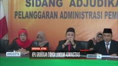 KPU Grobogan Digugat