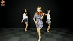 Wonder Girl - Why So Lonely Violin Cover & Dance
