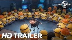 Minions- The Rise of Gru – Official Trailer (Universal Pictures) HD