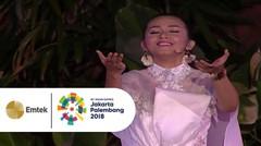 Putri Ayu - Melati Suci | Opening Ceremony Asian Games 2018