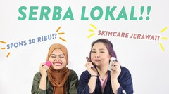 Skincare Jerawat Lokal Baru, Sponge Makeup 30 Ribu - NKOTB