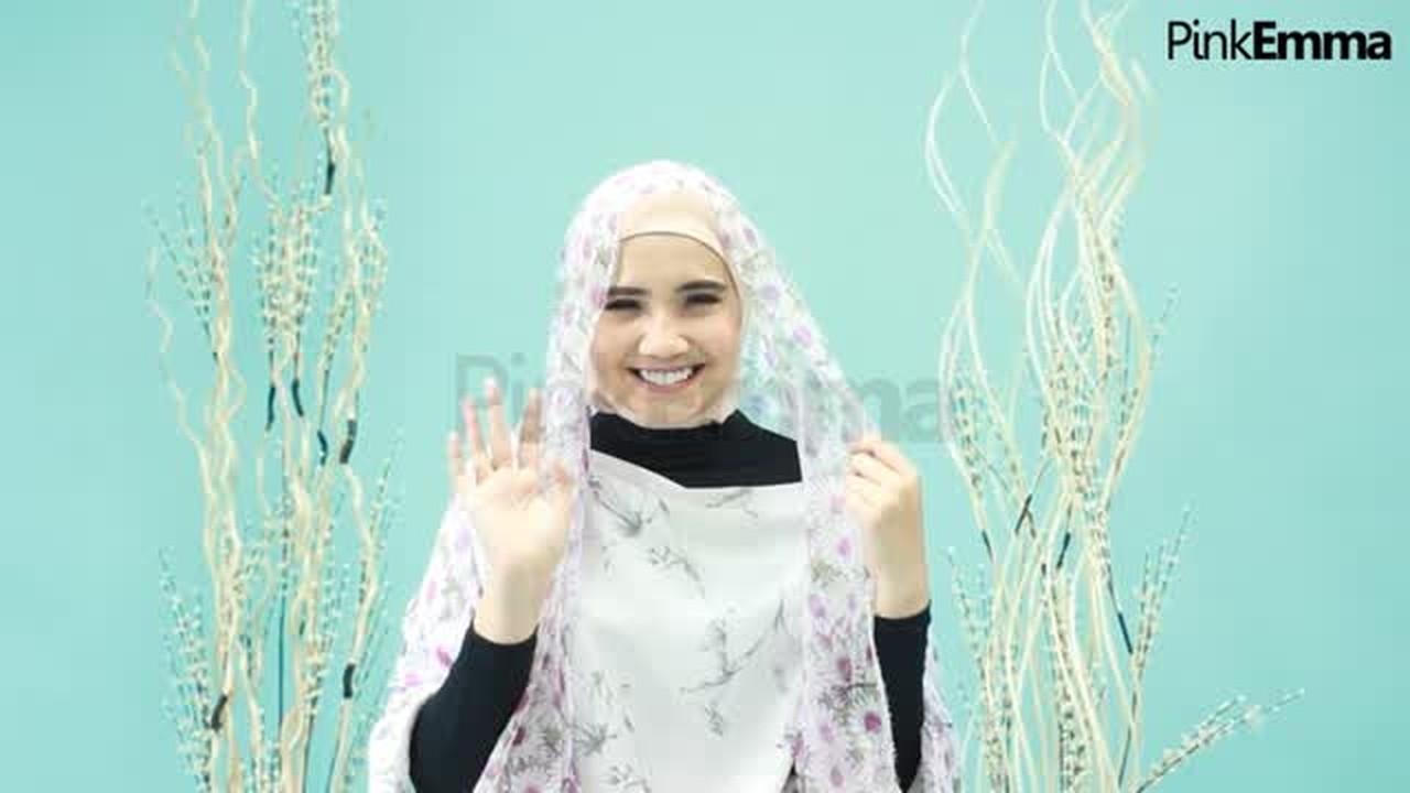 Streaming Tutorial Hijab Zaskia Sungkar Dengan Satu Pentul Vidio