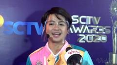 KEREN! Rassya Hidayah Menang Kategori Aktor Pendamping Paling Ngetop SCTV Awards 2020 di Hari Ulang Tahunnya - Exclusive Keseruan NonStop SCTV Awards 2020
