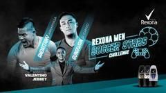 Gunawan vs Andritany | Rexona Men Soccer Stars Challenge - Episode 4