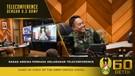 Teleconference Jenderal TNI Andika Perkasa dengan Kasad Amerika Serikat