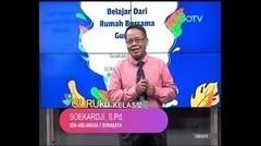 GURUku SBOTV KELAS 2 Tema - HIDUP BERSIH DAN SEHAT - 16 November 2020