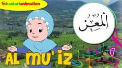 AL MU'IZ |  Lagu Asmaul Husna Seri 3 Bersama Diva | Kastari Animation