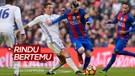 Lionel Messi Tak Sabar Bertemu dengan Cristiano Ronaldo di Liga Champions