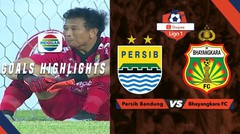 Persib Bandung (1) vs Bhayangkara FC (2) - Goal Highlights | Shopee Liga 1