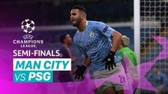 Mini Match - Man City vs PSG I UEFA Champions League 2020/2021