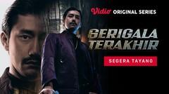 Behind the Scene Serigala Terakhir #1