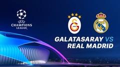 Full Match - Galatasaray vs Real Madrid I UEFA Champions League 2019/2020
