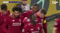 Gol Liverpool 1 vs Napoli : M.Salah 34' | Liga Champions 2018 | Highlights Gol