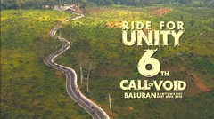 CALL OF VOID (After event) - Ride For Unity | Versys Owner Indonesia