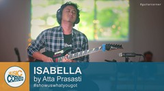 EPS 34 - Isabella (Ozielzinho) cover by Atta Prasasti Band (Riau Guitarist)