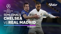 Highlight - Chelsea  vs Real Madrid I UEFA Champions League 2020/2021