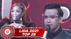 Panasss!!!! Inul Tanya Fildan DA Kenapa Gak So Untuk Salsa (Jatim)-Aulia DA?!?! Kenapa Fildaaann   LIDA 2021