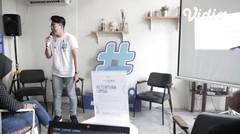 KURASI (Kumpul Acara Diskusi ) VOL 1 - How To Creative Content to Attract Your Podcast Market Bersama Adriano Qalbi